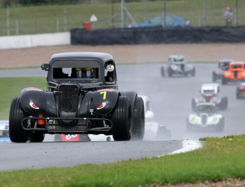 Near Perfection For Championship Leader Rudman With Five Wins From Six At Donington