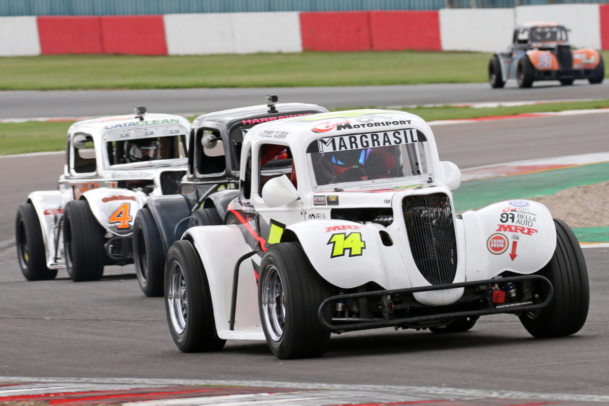 Mega Close Legends Title Battle Heads To Brands For Decisive Final Two Rounds