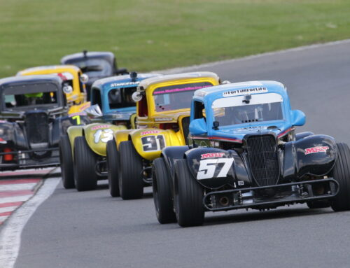 LIVE Streaming Of Brands Hatch Races This Weekend!