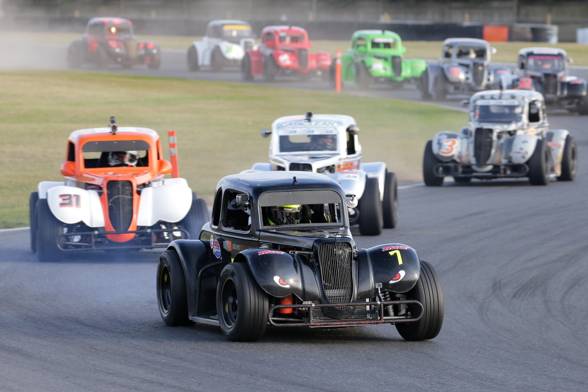 Pembrey Ready To Welcome Legends Cars For Pulsating Penultimate Event Of 2021