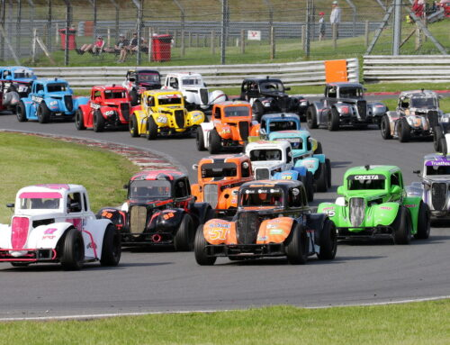 Back-To-Back Visit To Brands For Legends As Part Of American Speedfest