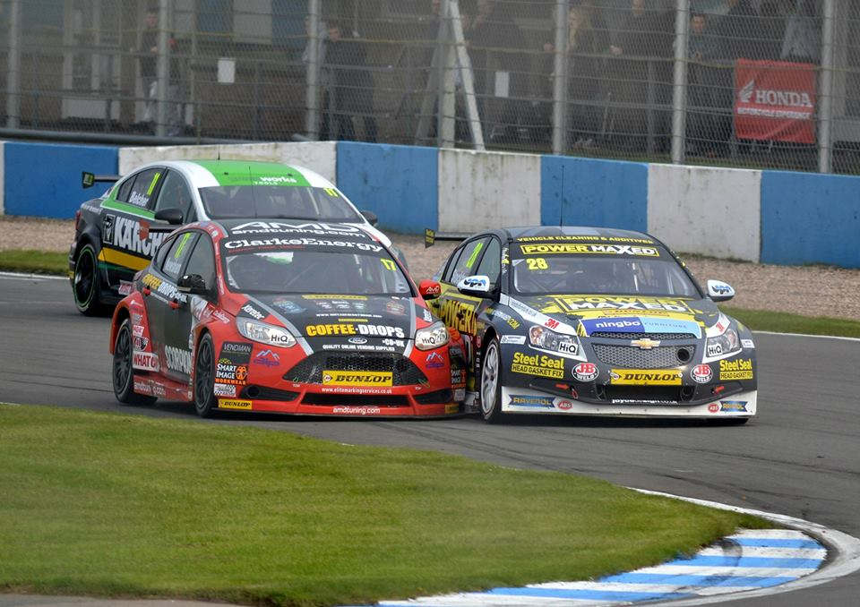 3 Ex Legends In BTCC