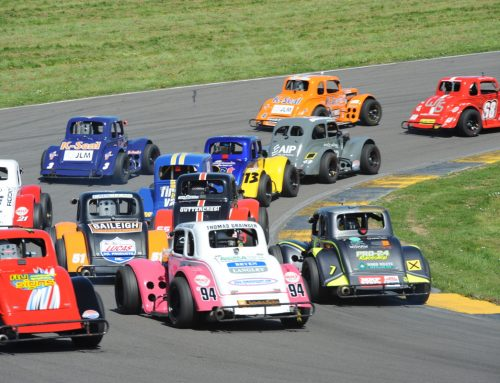 Second Half Of MRF Legends Cars Season Set For Donington Start