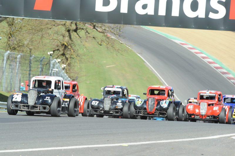 Brands Hatch Start Action