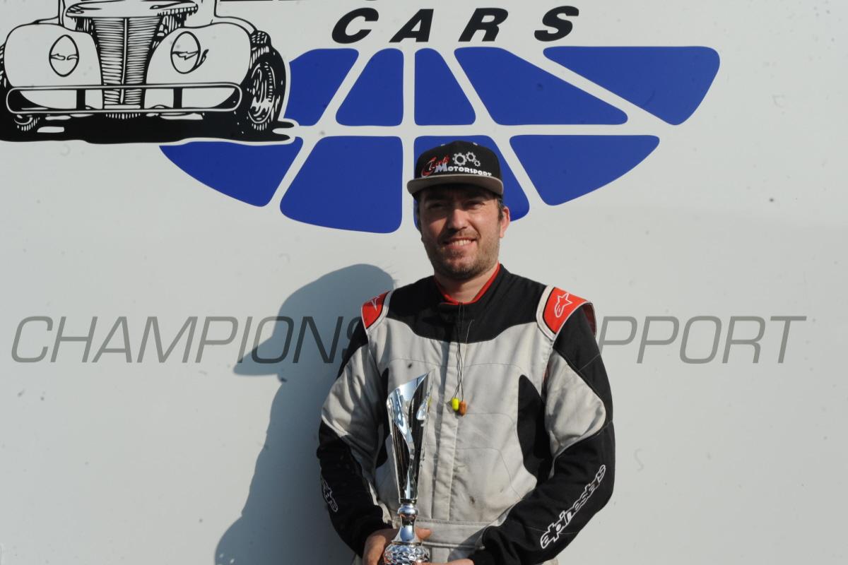 Daniel Clark – 2020 Legends Cars National Champion