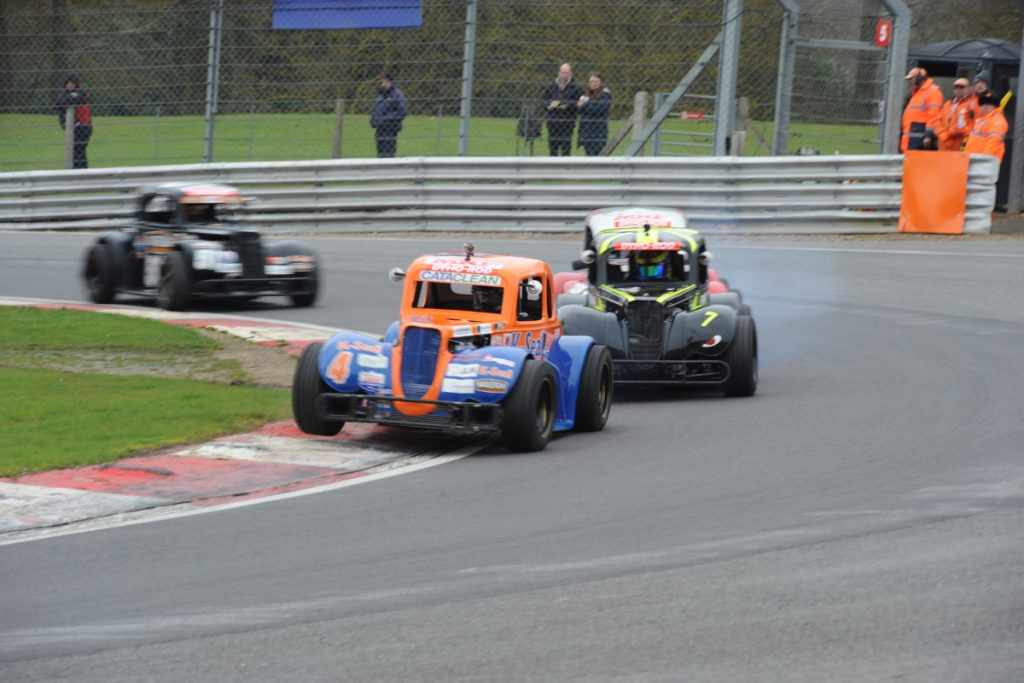 Brands Hatch Indy – April 2018