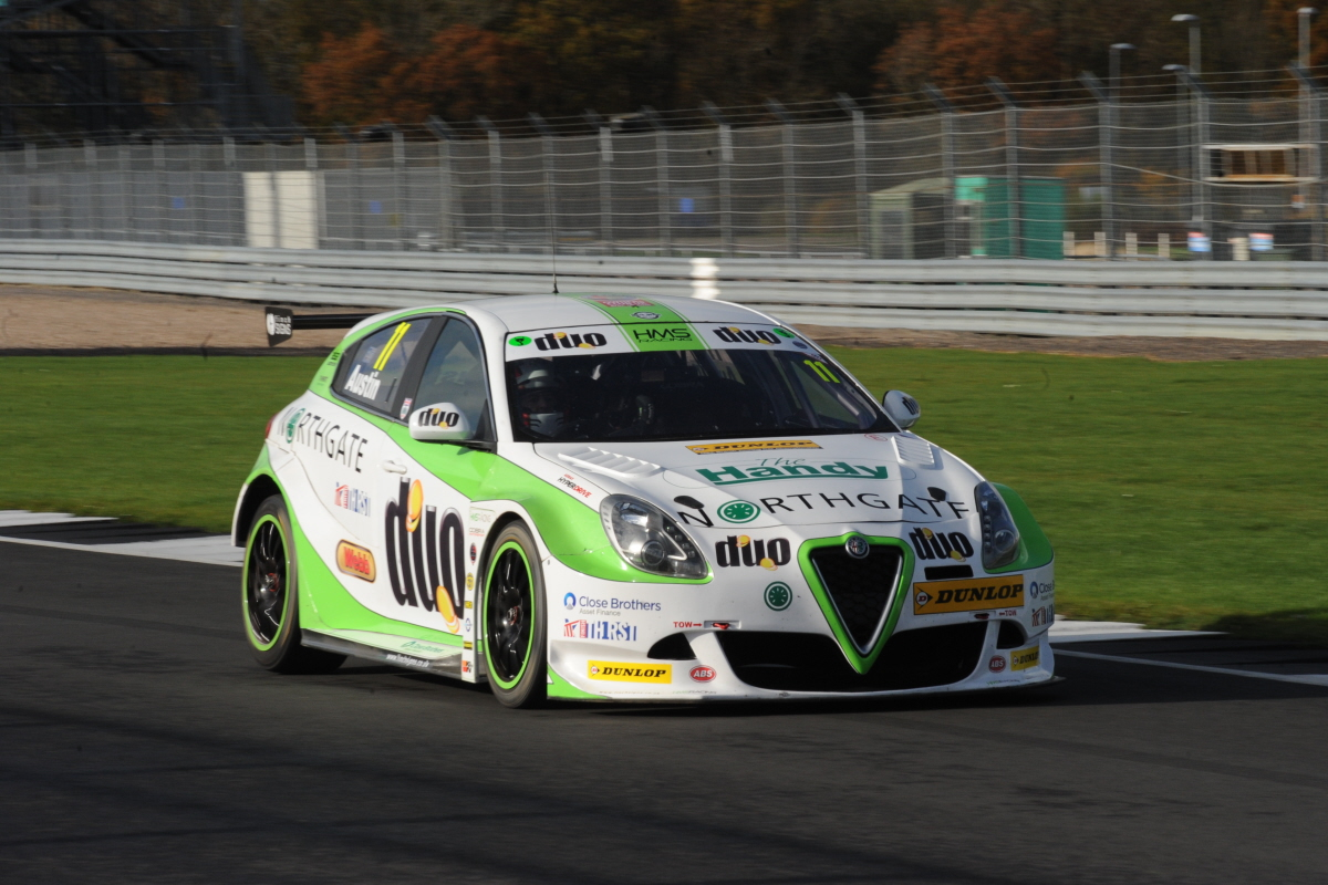 Whitelegg Speechless After Incredible Prize Test With BTCC Squad HMS Racing