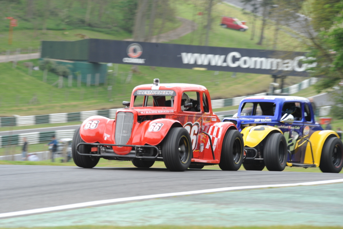 Cadwell Park To Open Revised Legends Season