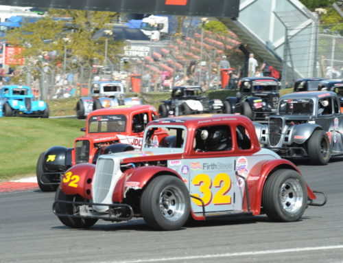 Stars Of Legends Cars Ready To Rock CarFest North & South