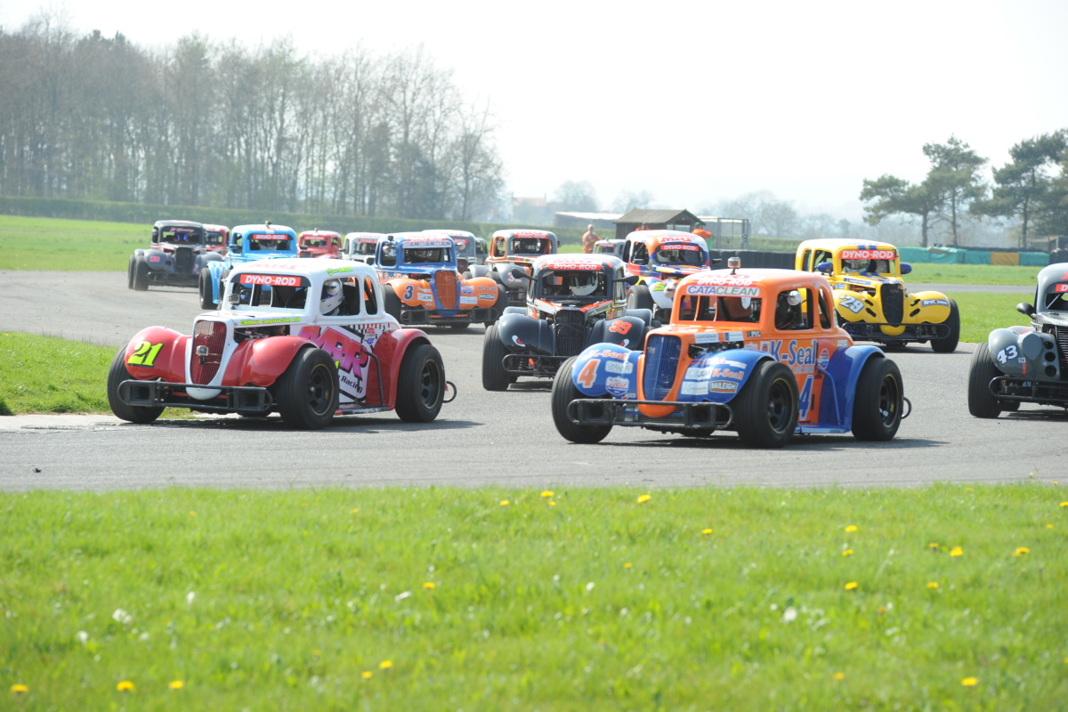 Five Wins From Six For Dominant Mickel At Croft