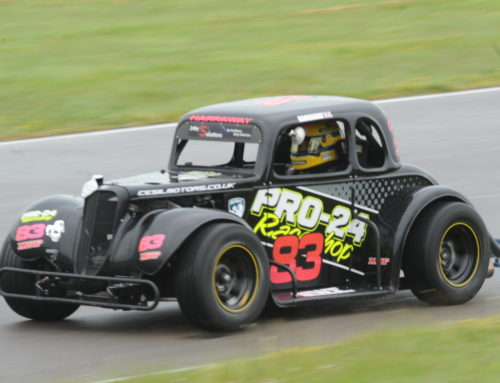 Star Weekend At Anglesey For Race Winners Pett & Harraway