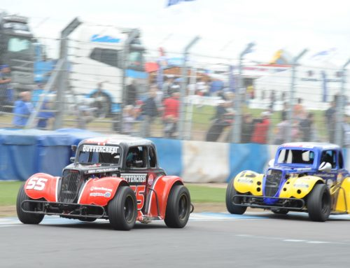 Power Surges Into Points Lead As Gibson Takes Emotional Maiden Win