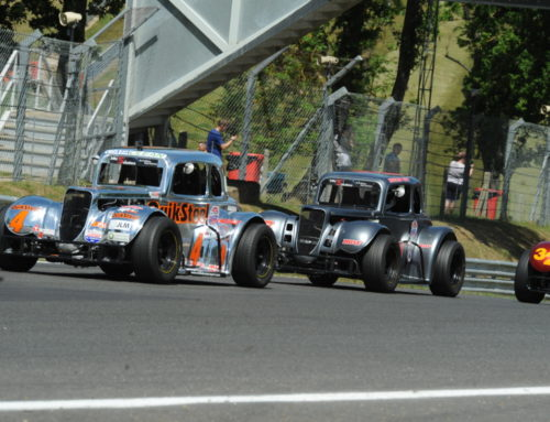 Double Victories For Pett & Smith At Sensational American Speedfest