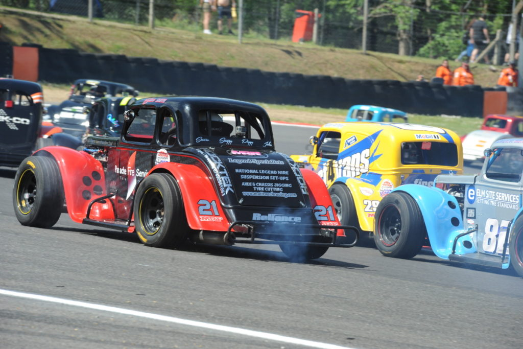 Brands Hatch Indy 'American Speedfest' – June 2019