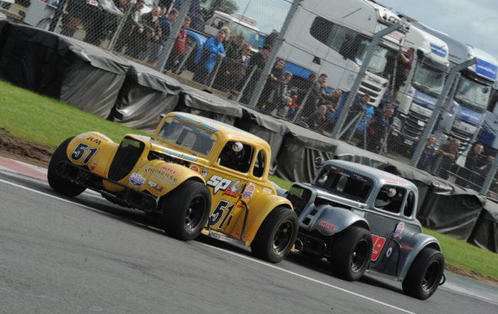 Legends Racing Europe Ltd – you ain't seen racin' 'til you