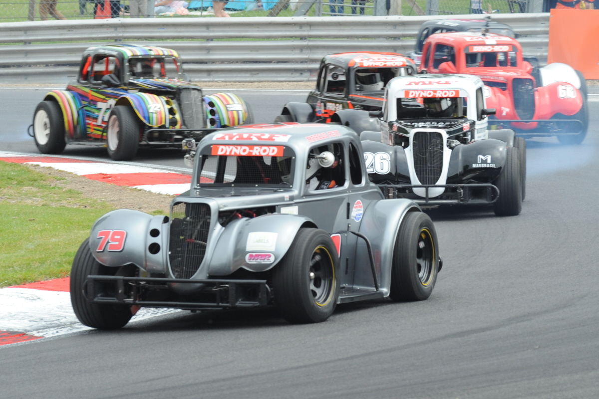 First 15 Drivers Confirmed For 2019 Legends Cars Season