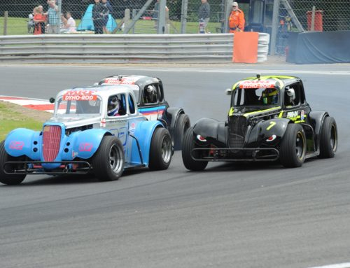 Legends Cars Are Back With A Bang For Start Of 25th Anniversary
