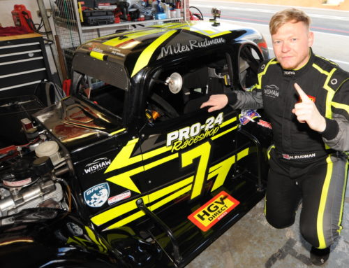 Rudman Makes History In Legends' 25th Anniversary Season With First Outright Title