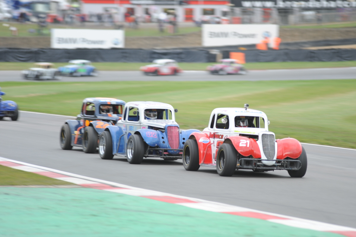 Excitement Builds For MRF Legends Cars With New Season Days Away