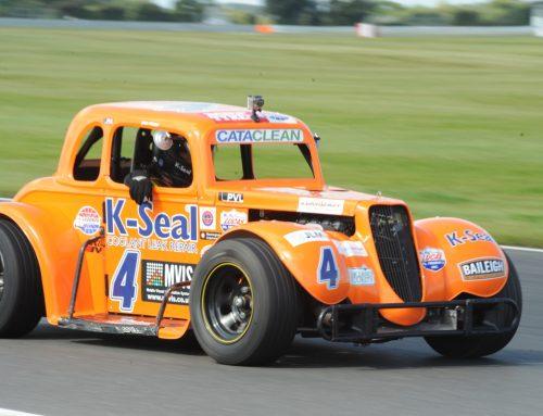 Mickel Motors Back Into Championship Lead At Snetterton