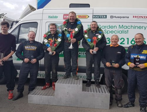 Great Croft Weekend For Mickel With Four Wins From Six