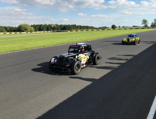 Hat-Trick Of Wins For Harraway & Points Lead For Parker At Croft