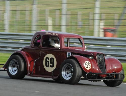 Legends reveal plan for poignant Brands Hatch tribute to Gerard McCosh