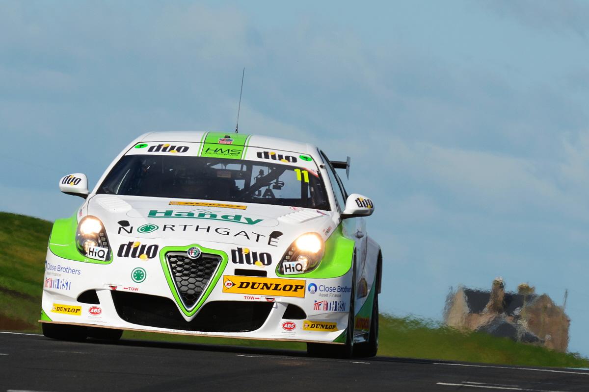 Vice-Champ Whitelegg Earns Coveted Prize BTCC Test In Alfa Romeo