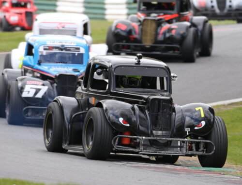Former Champion Rudman Leads Way As Legends Cars Head To Brands